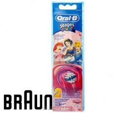 Насадки Braun Oral-B Stages Power Disney детские, 2 шт