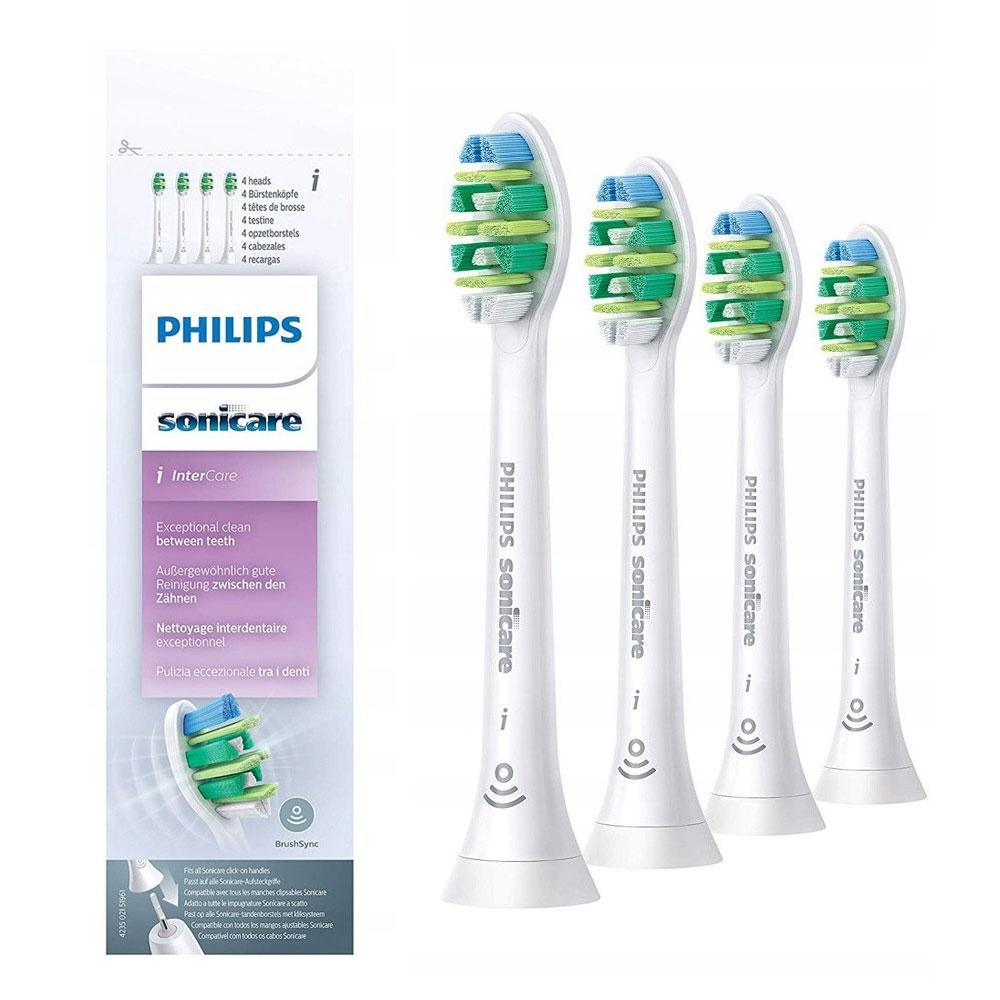 Насадка для зубной щетки Philips InterCare HX9004/07 (4 шт.)