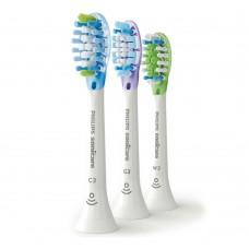 Насадка для зубной щетки Philips Sonicare C3 Premium Plaque Control HX9073/07 (3 шт.)