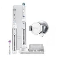 Braun Oral-B Genius 8900 D701.535.5XC (белый)
