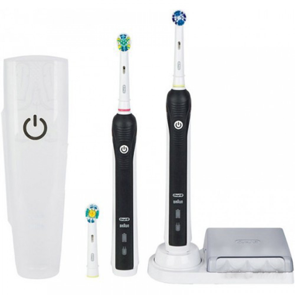 Braun Oral-B Professional Care 3000 Duopack Black Edition (D20.535.3H)