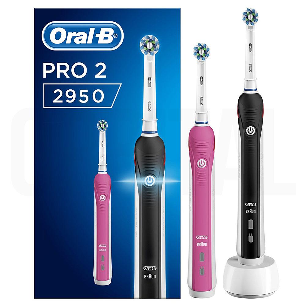 Braun Oral-B Pro 2 2950 D501.523.2H