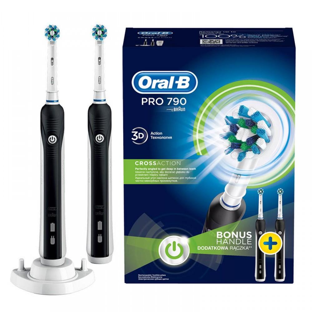 Braun Oral-B Pro 790 CrossAction D16.524.UHX